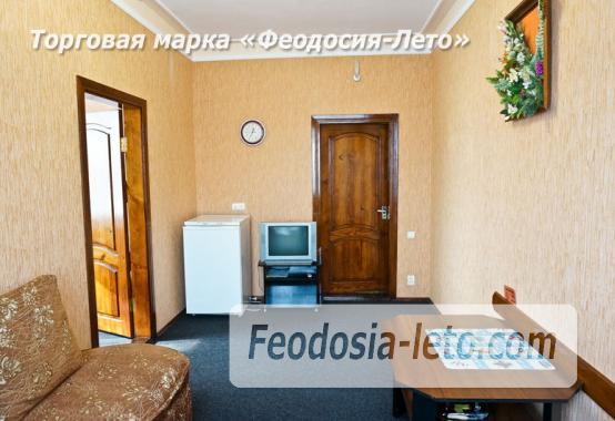 Отель в Феодосии рядом с Белым бассейном на улице Русская - фотография № 8