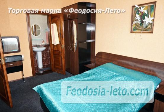 Отель в Феодосии рядом с Белым бассейном на улице Русская - фотография № 15