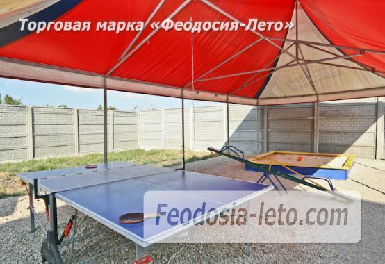 Отель с бассейном на улице Грина в Береговом - фотография № 3