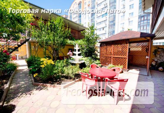 Отель в Феодосии с кухней в номерах на улице Богдановой - фотография № 1