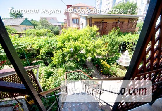 Отель в Феодосии с кухней в номерах на улице Богдановой - фотография № 19