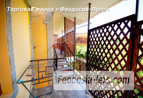 Отель в Феодосии с кухней в номерах на улице Богдановой - фотография № 18