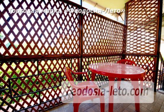 Феодосия номера с кухней - фотография № 31