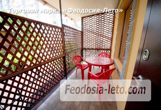 Отель в Феодосии с кухней в номерах на улице Богдановой - фотография № 21