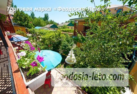 Отель в Феодосии с кухней в номерах на улице Богдановой - фотография № 24