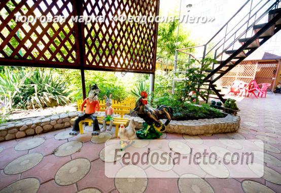 Отель в Феодосии с кухней в номерах на улице Богдановой - фотография № 25