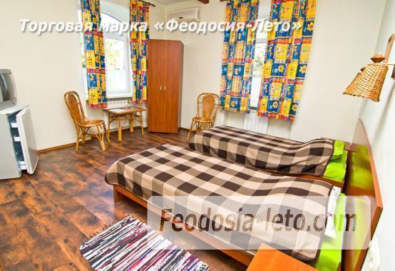 Отель в Феодосии в 5-ти минутах от моря на улице Калинина - фотография № 9