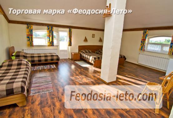 Отель в Феодосии в 5-ти минутах от моря на улице Калинина - фотография № 16