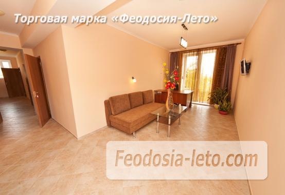 Отель в тихом районе на улице Московская в Феодосии - фотография № 4
