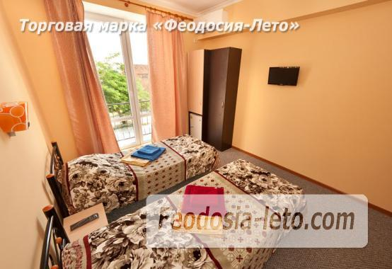 Отель в тихом районе на улице Московская в Феодосии - фотография № 17
