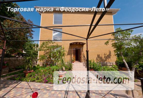 Отель в тихом районе на улице Московская в Феодосии - фотография № 20