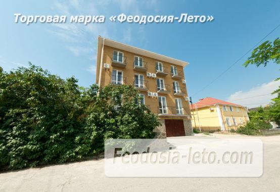 Отель в тихом районе на улице Московская в Феодосии - фотография № 2