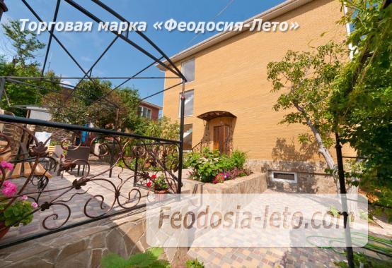 Отель в тихом районе на улице Московская в Феодосии - фотография № 3