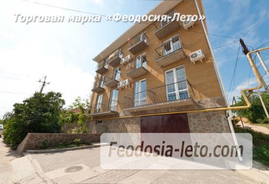 Отель в тихом районе на улице Московская в Феодосии - фотография № 9