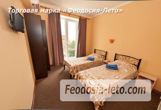 Отель в тихом районе на улице Московская в Феодосии - фотография № 12