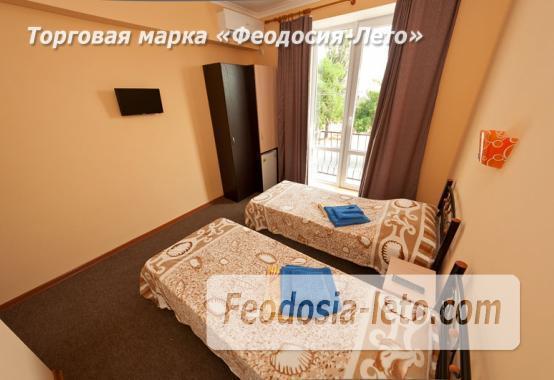 Отель в тихом районе на улице Московская в Феодосии - фотография № 13
