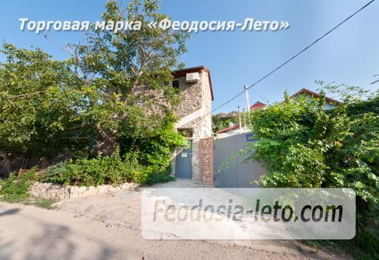 Отель в г. Феодосия в тихом районе на улице Зерновская - фотография № 1