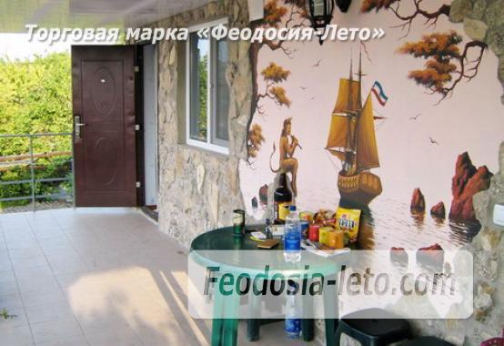 Отель в г. Феодосия в тихом районе на улице Зерновская - фотография № 9