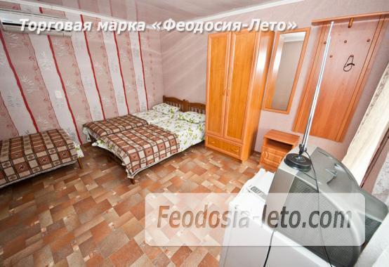 Отель в г. Феодосия в тихом районе на улице Зерновская - фотография № 10