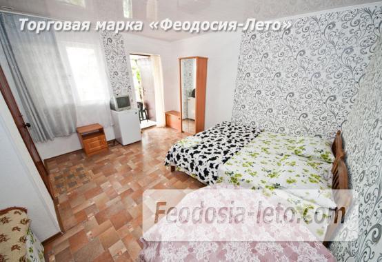 Отель в г. Феодосия в тихом районе на улице Зерновская - фотография № 2