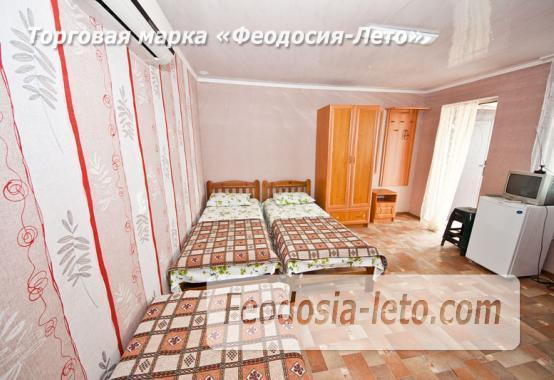 Отель в г. Феодосия в тихом районе на улице Зерновская - фотография № 4