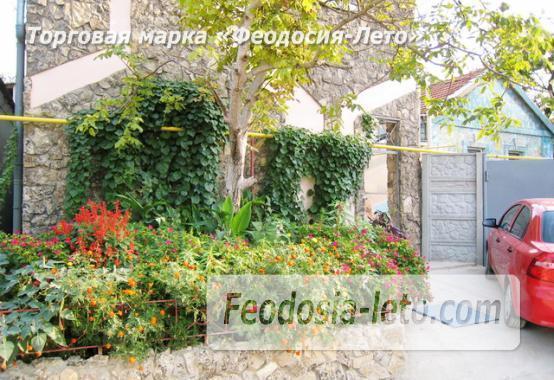 Отель в г. Феодосия в тихом районе на улице Зерновская - фотография № 5
