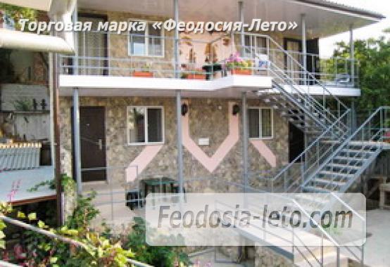 Отель в г. Феодосия в тихом районе на улице Зерновская - фотография № 6