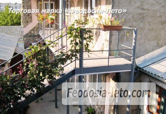 Отель в г. Феодосия в тихом районе на улице Зерновская - фотография № 7