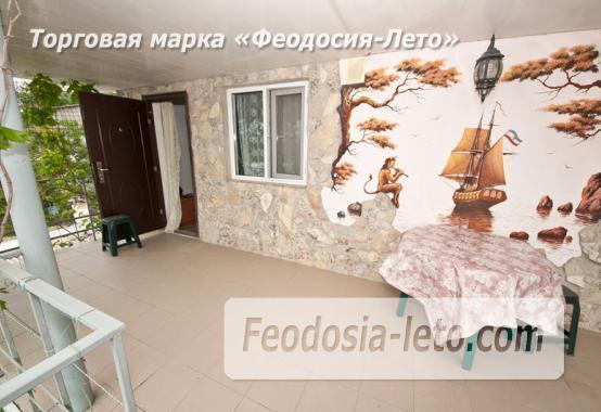 Отель в г. Феодосия в тихом районе на улице Зерновская - фотография № 11