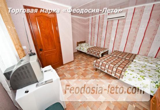 Отель в г. Феодосия в тихом районе на улице Зерновская - фотография № 13