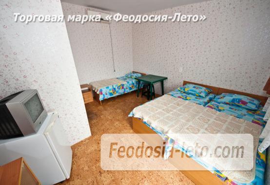 Отель в г. Феодосия в тихом районе на улице Зерновская - фотография № 16