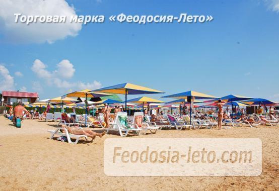 Пансионат на берегу моря в Феодосии, Керченское шоссе - фотография № 1