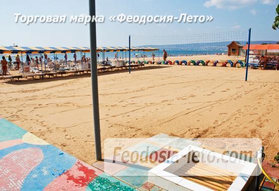 Пансионат в Феодосии на берегу моря - фотография № 17