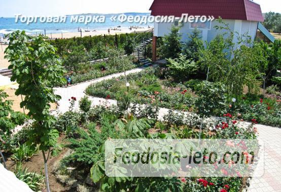 Пансионат в Феодосии на берегу моря - фотография № 18