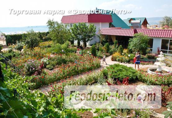 Пансионат в Феодосии на берегу моря - фотография № 20