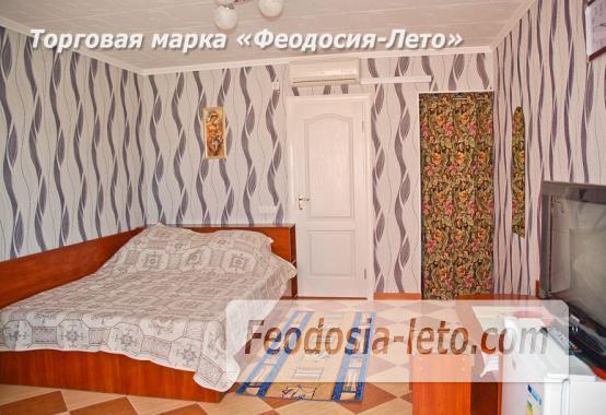 Пансионат в Феодосии на берегу моря - фотография № 24