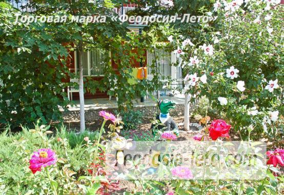 Пансионат в Феодосии на берегу моря - фотография № 29