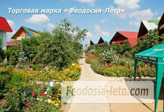 Пансионат в Феодосии на берегу моря - фотография № 33