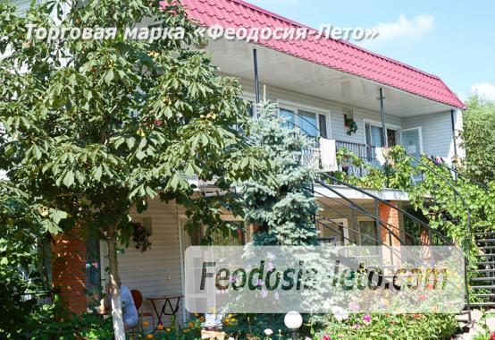 Пансионат в Феодосии на берегу моря - фотография № 34
