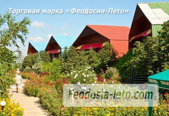 Пансионат в Феодосии на берегу моря - фотография № 36
