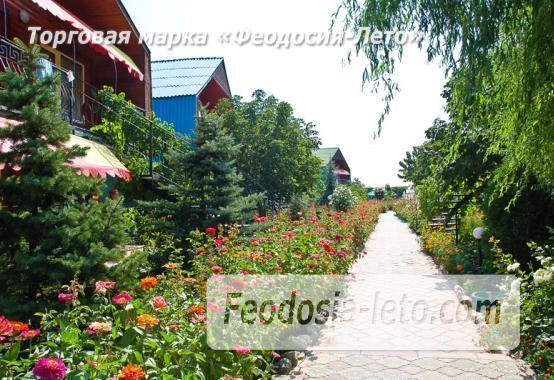 Пансионат в Феодосии на берегу моря - фотография № 8