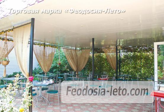 Пансионат в Феодосии на берегу моря - фотография № 15