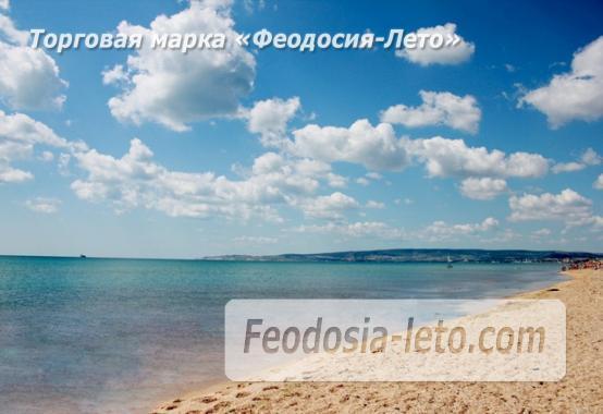 Пансионат на берегу моря п. Береговое переулок Южный рядом с Феодосией - фотография № 3
