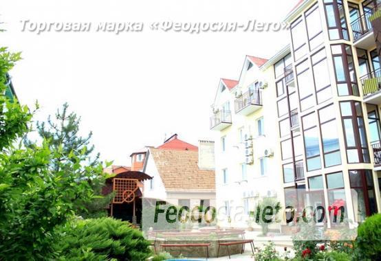 Пансионат на берегу моря п. Береговое переулок Южный рядом с Феодосией - фотография № 28
