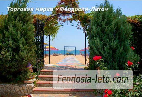 Пансионат в Феодосии на Керченском шоссе - фотография № 3