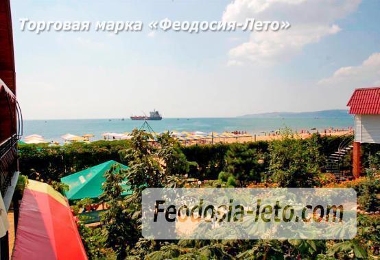 Пансионат в Феодосии на Керченском шоссе - фотография № 5