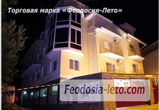 Пансионат с бассейном на набережной Феодосии, улица Революционная - фотография № 2