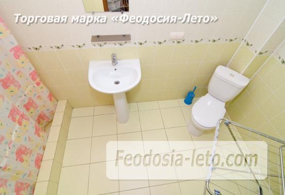 Пансионат с бассейном в Феодосии переулок Танкистов - фотография № 31