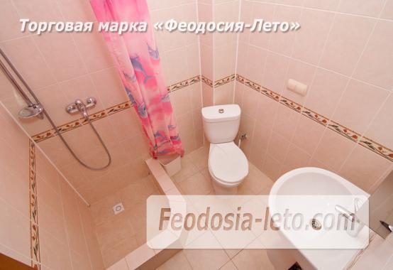 Пансионат с бассейном в Феодосии переулок Танкистов - фотография № 36