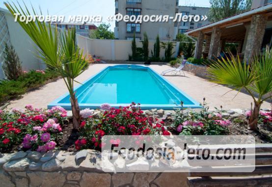 Пансионат с бассейном в Феодосии переулок Танкистов - фотография № 3